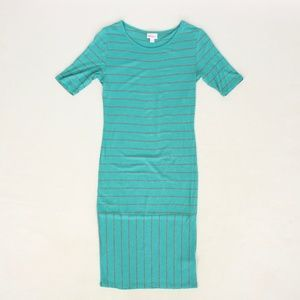 Pre-Loved Julia Dress {LuLaRoe}